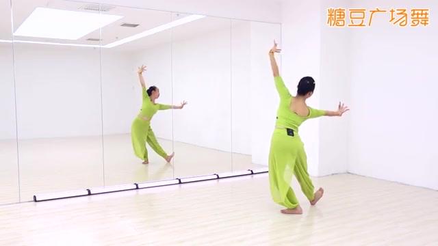 幼儿舞蹈《天竺少女》视频教程