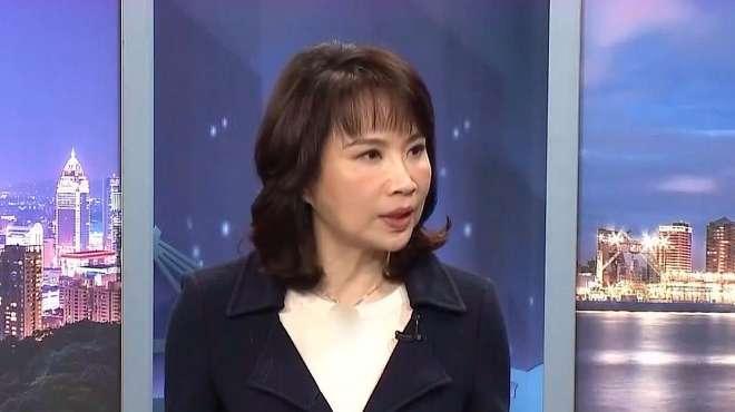 蔡当局防疫欧美优先,陈凤馨:蔡英文只为针对大陆而禁止口罩出口