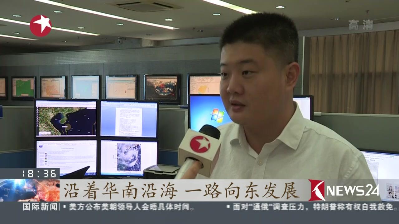 海南:台风即将登陆  各方全力应对