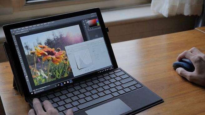 Surface Pro 4上手体验
